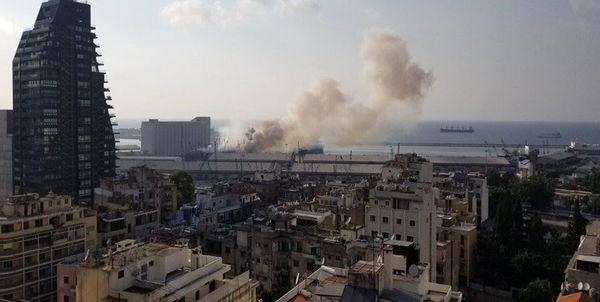 تلفات انفجار در بیروت چند نفر است؟