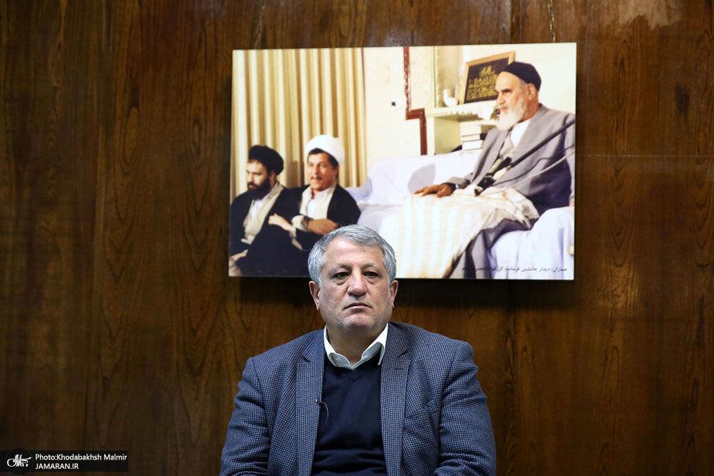محسن هاشمی: پدرم هیچگاه نگفت قدرتش کم است /کاندیدای ریاست جمهوری نیستم /رجل سیاسی محسوب می شوم