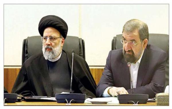 غایب بزرگ کابینه رئیسی در فضای مجازی/ رئیسی و محسن رضایی رکورد زدند