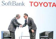 رد پای غولهای ژاپنی در خودروهای خودران
