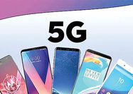 گوشیهای سامسونگ و اپل فعلا در شبکه 5G ایران کار نمیکنند