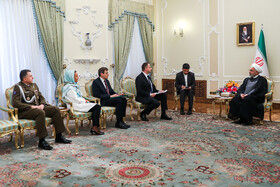 تقدیم استوارنامه سفیر جدید لهستان به رییسجمهوری