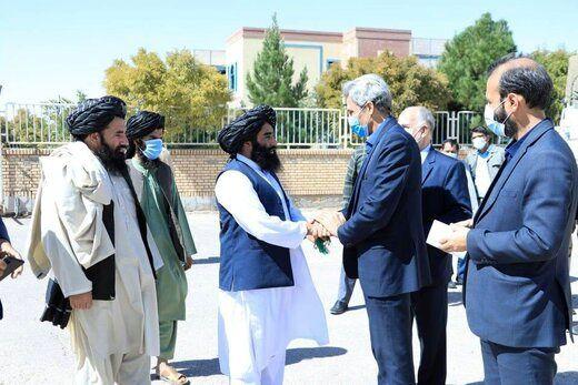 طالبان در دیدار با مقامات ایرانی: اجازه نمیدهیم داعش به ایران حمله کند