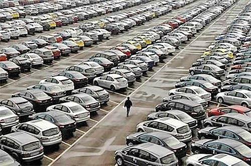جولان خودروهای کارکرده در ترکیه