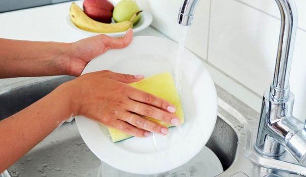 ظرف ها را با سرکه بشویید تا سرطان نگیرید!
