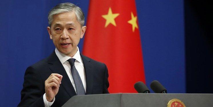 نظر چین درباره اظهارات مقامات ایران درباره آغاز مذاکرات وین