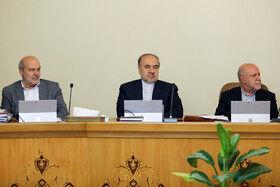 جلسه امروز هیئت وزیران