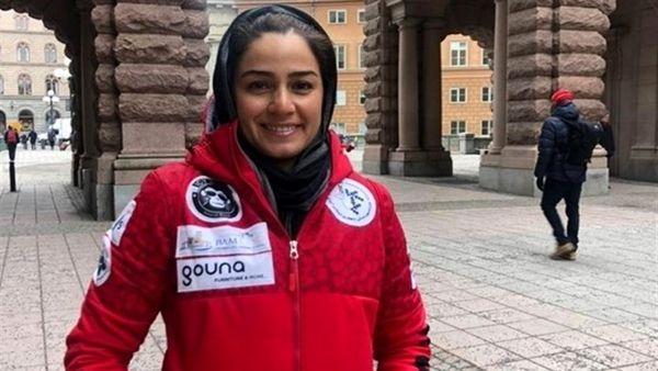 اولین واکنش سمیرا زرگری به خبر ممنوع الخروج شدن توسط همسرش