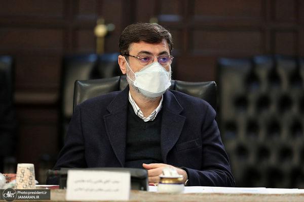 واکنش قاضیزاده هاشمی به کاندیداتوری قالیباف و رئیسی
