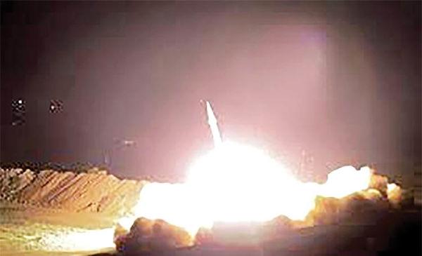 انتقام سخت به وقوع پیوست؛ سیلی موشکی سپاه به آمریکاییها
