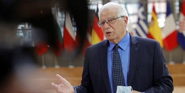 اتحادیه اروپا: ۱+۴ هیچ نشستی با ایران در سازمان ملل نخواهد داشت