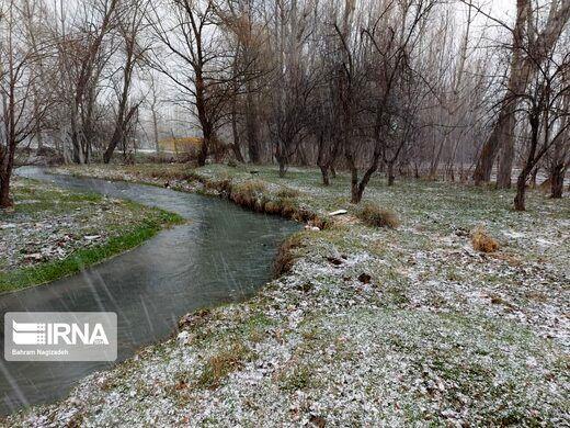 هوای تهران سرد می شود