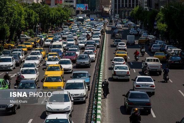 جزئیات اجرای طرح ترافیک در شرایط قرمز تهران