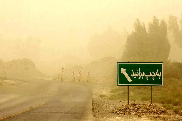 توفان در سیستانوبلوچستان