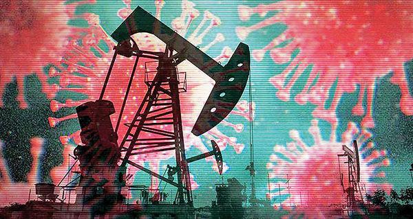 خروج نفت از شوک کرونا