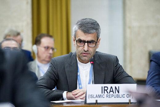 درخواست ایران از کمیسر سازمان ملل درباره ترور شهید فخریزاده