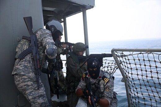 عملیات آزادسازی کشتی ربوده شده توسط دزدان دریایی