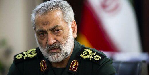 سردار شکارچی: رژیم صهیونیستی به چیزی کمتر از فروپاشی نباید فکر کند