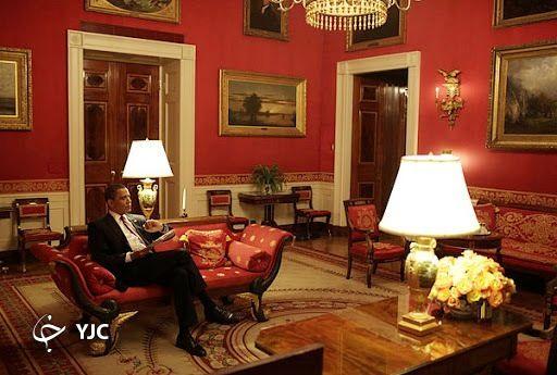 از اتاق قرمز کاخ سفید چه میدانید؟