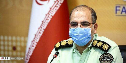 دستگیری ۱۰۰ نفر از دلالان ارزی در تهران