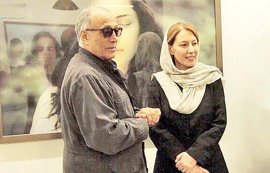 نشان شوالیه برای گالریدار ایرانی