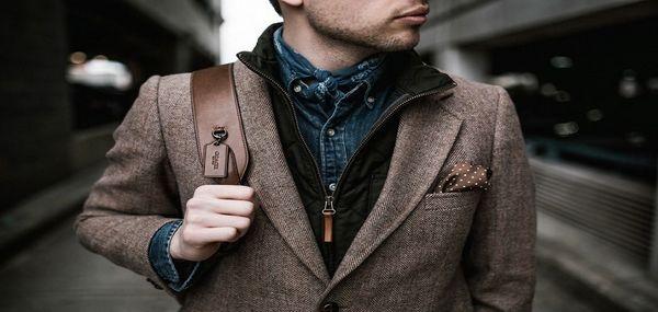 15 نکته مهم برای انتخاب لباس گرم ویژه آقایان خوش پوش