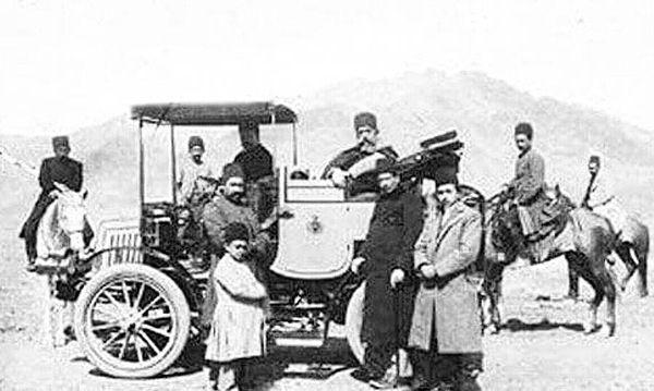 شکلگیری طبقه متوسط سنتی در دوره قاجار