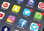 نفوذ پایین رسانههای رسمی در شبکههای اجتماعی