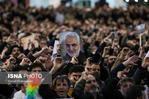 پیام سازمان انرژی اتمی در سالگرد شهادت سردار شهید قاسم سلیمانی