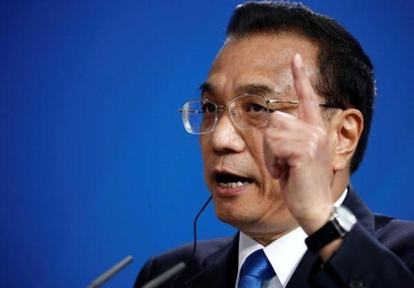 حمایت نخست وزیر چین از امضاء بزرگترین پیمان اقتصادی دنیا بدون آمریکا