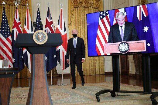 جانسون و بایدن در کاخ سفید دیدار کردند