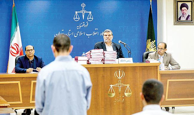 آغاز محاکمه مهاجمان داعشی تهران