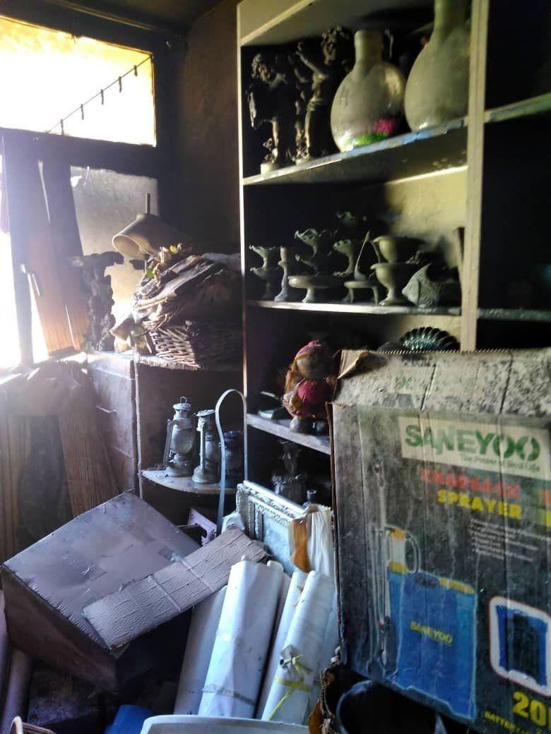 جزئیات آتش سوزی شیرخوارگاه آمنه + تصویر