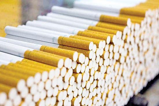 کاهش قاچاق سیگار