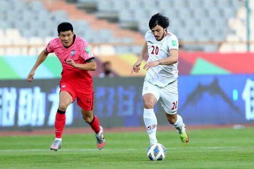 توییت AFC در واکنش به تساوی ایران و کره جنوبی
