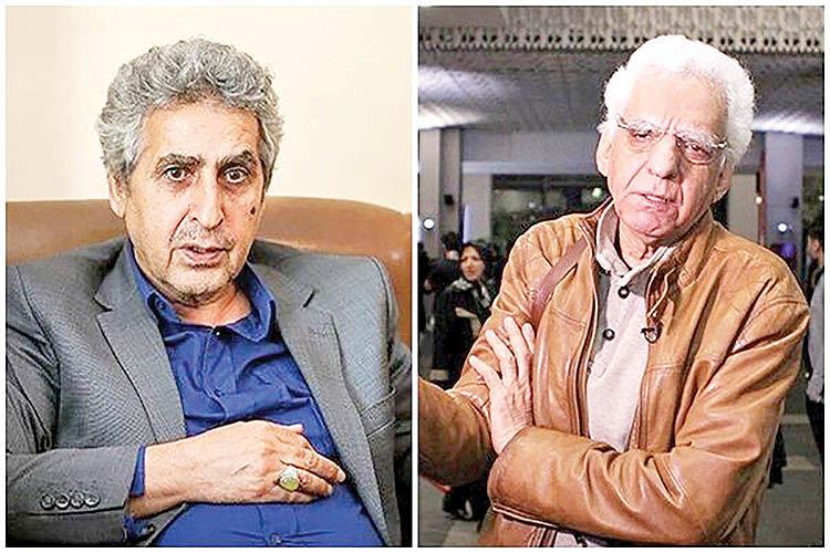 دلجویی کارگردان «در چشم باد» از پوراحمد