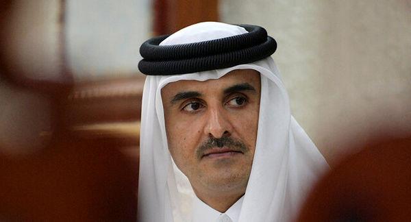 گفتوگوی امیر قطر با ژنرال آمریکایی