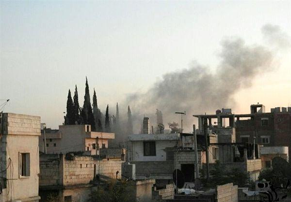 انفجار مهیب بمب در سوریه