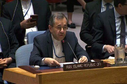 تختروانچی: تحریمها ناقض اصول مسلم حقوق بشر و توسعه است