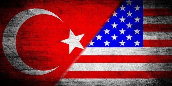 آمریکا صنایع دفاعی ترکیه را تحریم کرد