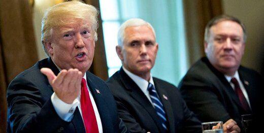 ترامپ: اگر دموکراتها بودند، سرقت انتخابات را اقدام جنگی میدانستند