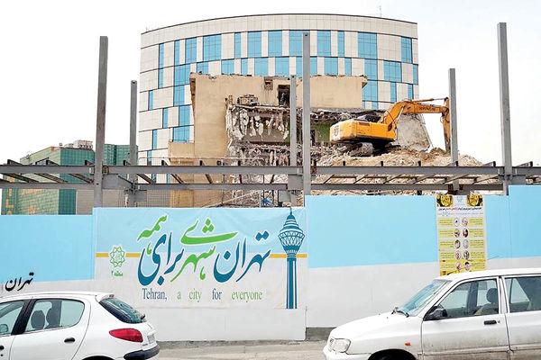 تهران شهری برای همه یا ... ؟