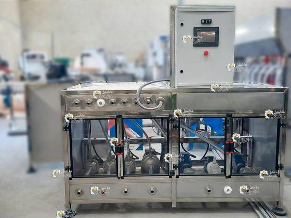 ابداع ربات فرموله در شرکت ماد استیل