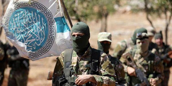 برنامه تروریست ها برای حمله شیمیایی به ادلب
