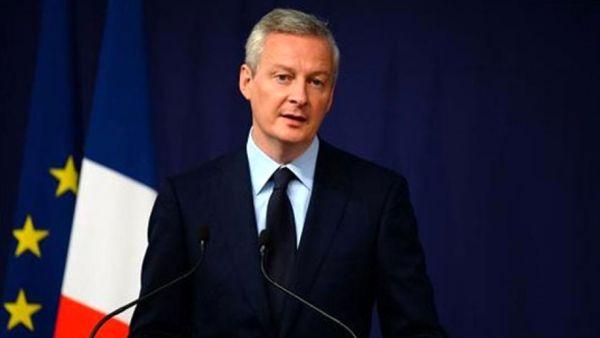 اعلام حمایت فرانسه از اعمال تحریم احتمالی اروپا علیه آمریکا