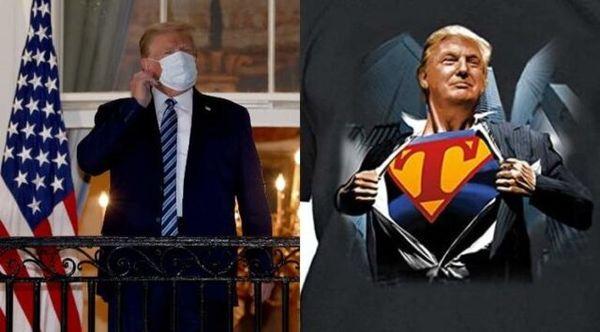 اظهارات عجیب ترامپ درباره داروی ناشناختهای که به او حس سوپرمنی داده!