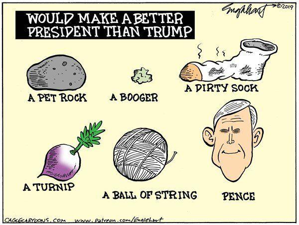گزینههای بهتر از ترامپ برای ریاست جمهوری آمریکا!