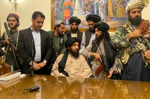 دستور کنایهآمیز طالبان به آمریکاییها