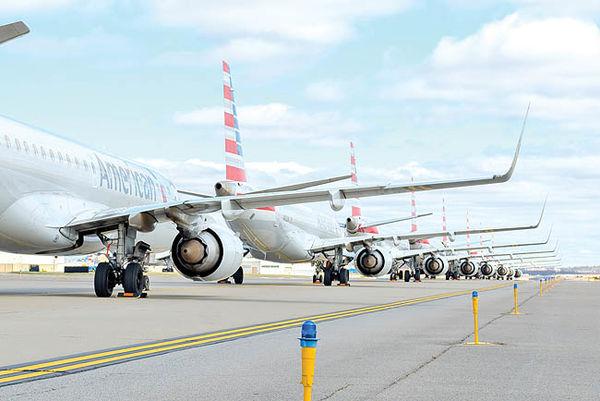 کمک دهها میلیارد دلاری دولتها به شرکتهای هواپیمایی