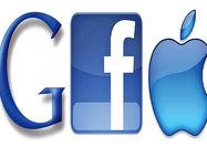 جنگ جهانی اپل با گوگل و فیسبوک